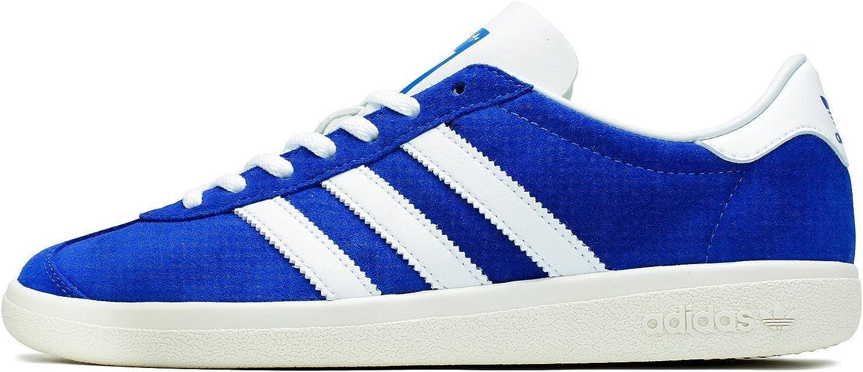 AdidasBA7726 - Jogger Spzl Herren, Blau (blau wei), 40 EU D(M)