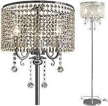 Best pink crystal floor lamp Reviews