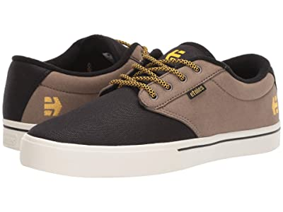 etnies Jameson 2 Eco (Black/Olive) Men