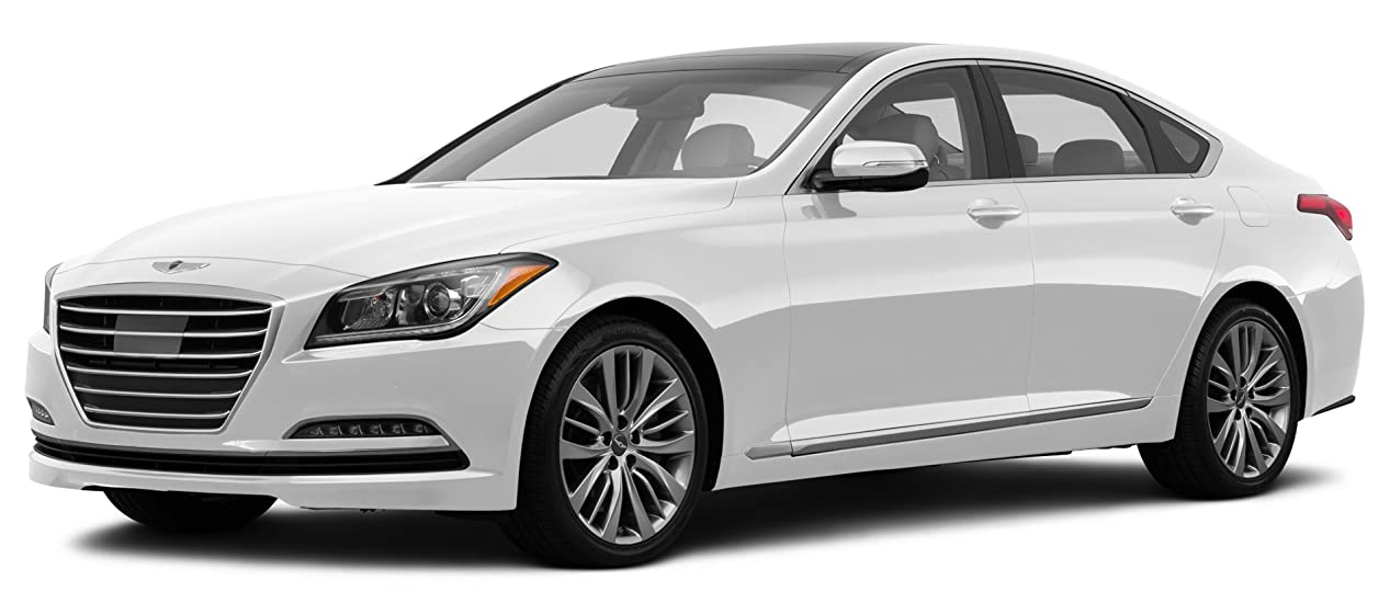 Amazon Com 2015 Hyundai Genesis Reviews Images And Specs Vehicles