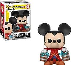 Funko Pop Disney: Mickey's 90Th - Apprentice Mickey Collectible Figure, Multicolor