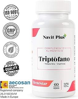 Amazon.es: triptofano con melatonina y magnesio
