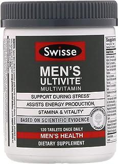 Swisse, Men's Ultivite Multivitamin, 120 Tablets
