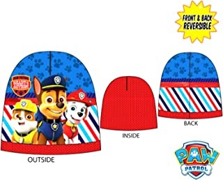 40b6f0fd995ad Girls Boys Kids Official Paw Patrol Spiderman Beanie Hat Ski New Age 2-10  Years