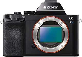 Sony Alpha a7S 12.2MP Compact Interchangeable Lens Digital Camera (Black)