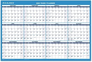 AT-A-GLANCE 2020 Wall Calendar, 36