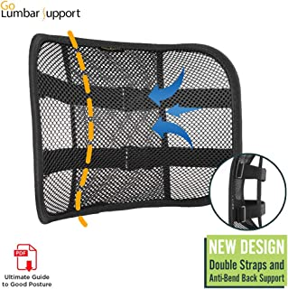 Best mesh chair back support Reviews