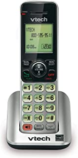 VTech CS6609 Cordless Accessory Handset - Requires a compatible phone system purchased separately (VTech CS6619, CS6629, C...