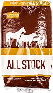 all stock feed for goats