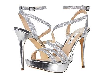 Nina Saraya (New Silver Baby Glitter) Women