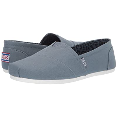 BOBS from SKECHERS Plush Peace Love (Slate) Women