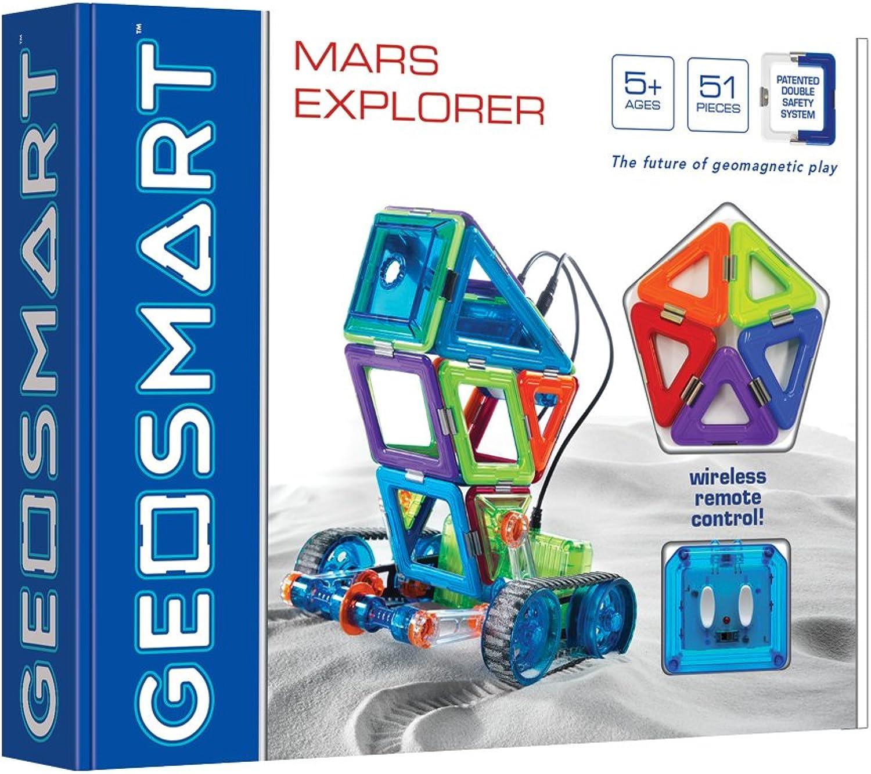 GEO 302  GeoSmart  Mars Explorer  51 PCS