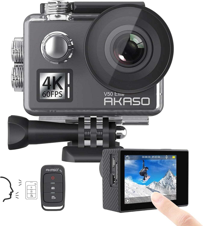 AKASO V50 Elite WiFi Action Camera