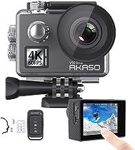 AKASO V50 Elite 4K60fps Touch Screen WiFi Action Camera...