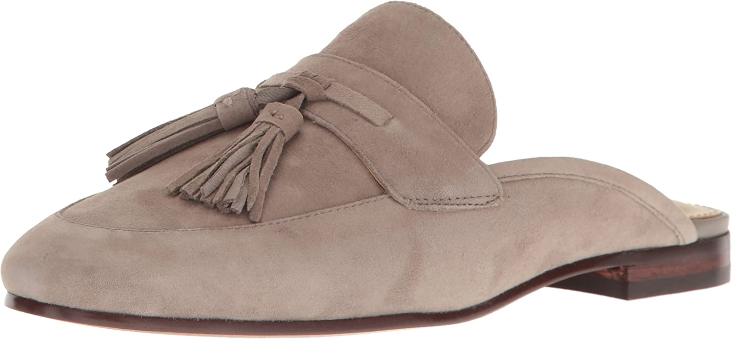 Sam Edelman Woherren Paris, Putty Suede, 5.5 M US