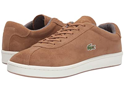 Lacoste Masters 319 5 (Light Brown/Off-White) Men