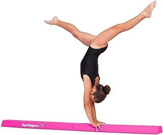 kids gymnastics balance beam