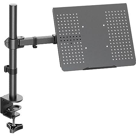 ErGear ノートパソコンアーム ノートPCアーム 15.6インチまで 耐荷重10kg 角度調節可能