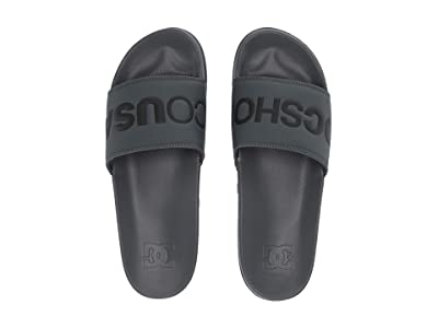 DC Slide (Grey/Black) Men