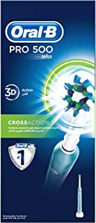 Oral-B D12513 Vitality Electric Rechargeable Toothbrush (Pack of 1)
