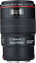 Best canon 100mm f2 8 macro l Reviews
