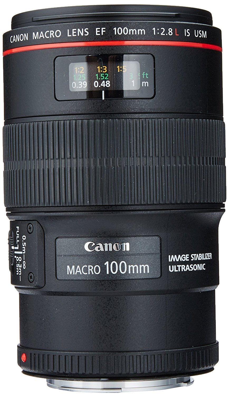 Canon 100mm Macro Digital Cameras