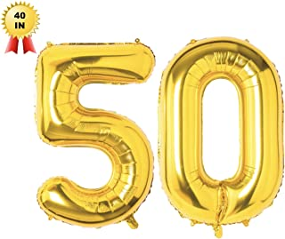 Best 50 inch number balloons Reviews