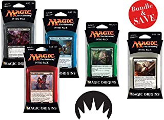Magic the Gathering: MTG Magic Origins: Combo Intro Pack / Theme Deck (Set of All 5 Intro Packs / Decks including