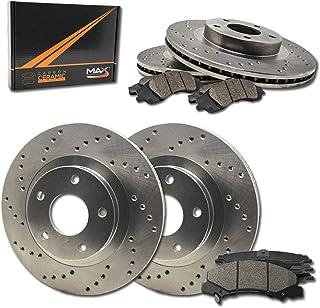 EBC Brakes RK7436 RK Series Premium OE Replacement Brake Rotor