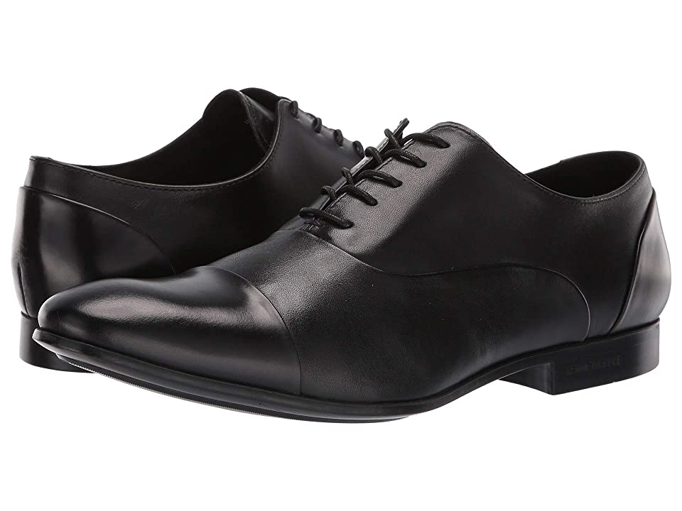 Kenneth Cole New York Mix Lace-Up D (Black Multi) Men
