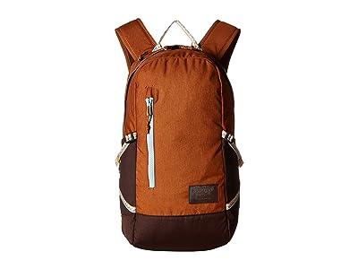 Burton Prospect Backpack (Caramel Cafe Heather) Backpack Bags