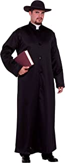 Forum Novelties Men's Biblical Times Padre Robe Costume