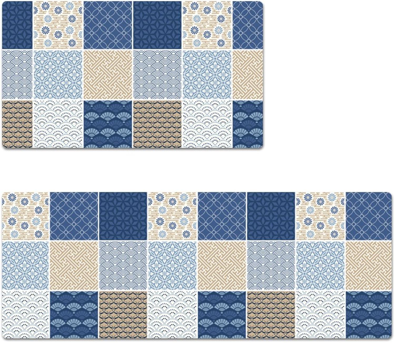 Kitchen bar mat Bathroom Waterproof Non-Slip mats Living Room Bedside Non-Slip mat-A 150x45cm(59x18inch)