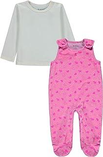 Kanz Baby - Mädchen Strampler & T-Shirt 1/1 Arm