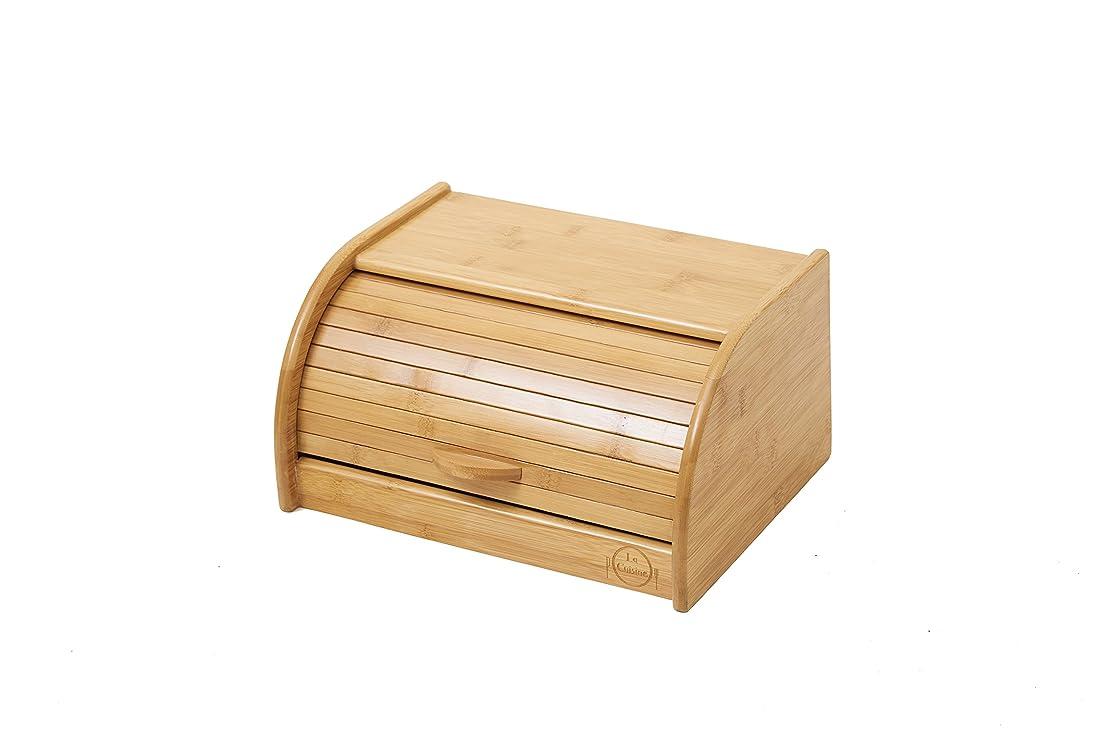 人形責任保持La Cuisine(ラ クイジーヌ)竹製ブレッドケース EF-LC05