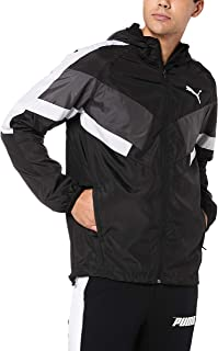 PUMA Men's Windbreaker + CB