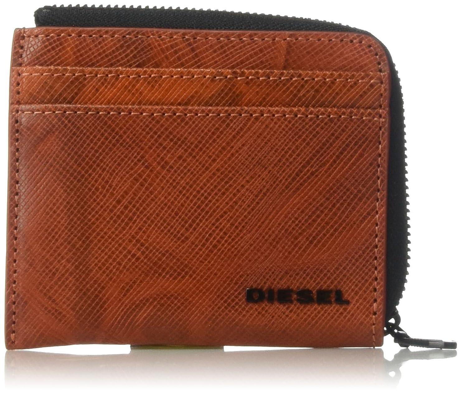 ミケランジェロ文円形の(ディーゼル) DIESEL メンズ カードホルダー付き コインケース SUNBURST PASS ME - card-holder X05372P0517