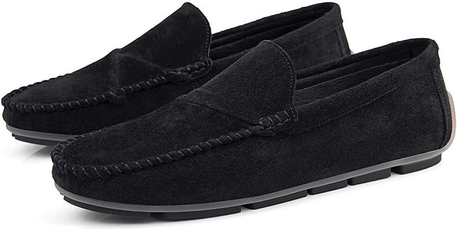 OTOSU Men Loafers Comfort Slip-on Shoes Breathable & Non Slip Deck Shoes Outdoor Fashion Penny Loafers