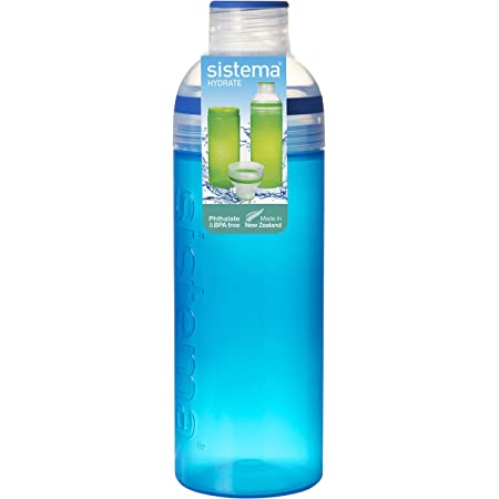 Sistema Hydrate Trio Bottle, 700 ml - Assorted Colours