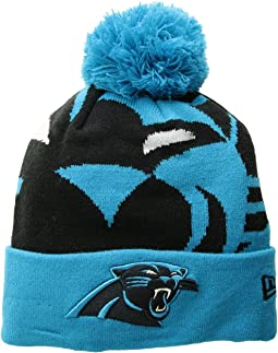 Carolina Panthers Logo Whiz 3