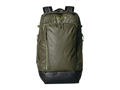 Burton Multipath Travel Pack (Keef Coated) Backpack Bags