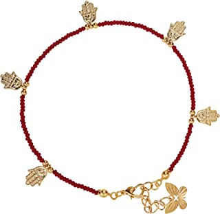 Alwan Medium Size Anklet for Women - EE3845HMRD
