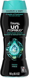 Downy Unstoppables In-Wash Scent Booster Beads - 185 g (Fresh)