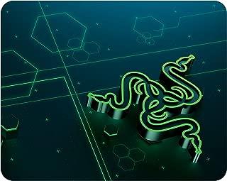 Razer Goliathus SPEED 宇宙版软游戏鼠标垫子 重力黑 Mobile
