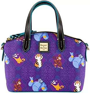 Aladdin Satchel Bag Purse by Dooney & Bourke