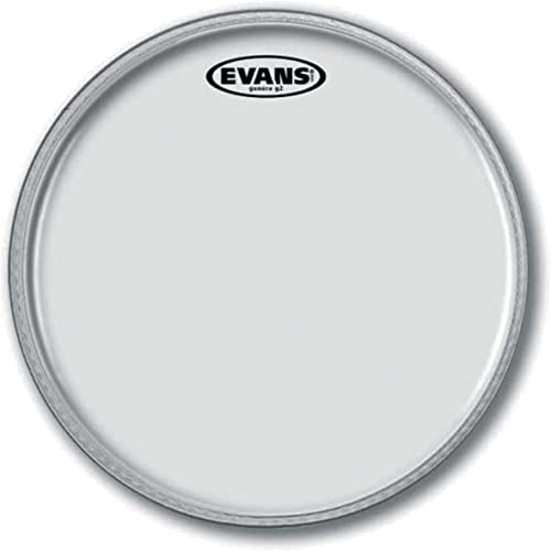 Evans G2 Clear Drumhead, 15 Inch