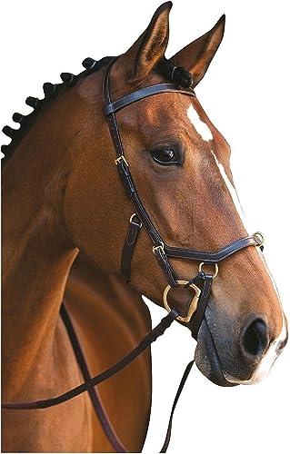 Horseware Rambo Micklem Bride multifonctions Marron Marron Standard Horse