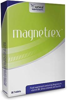 Magnetrex 30 comprimidos Surveal Laboratoires - Complemento a base