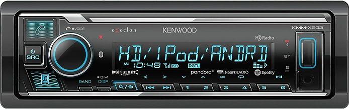 $109 » Sponsored Ad - Kenwood Excelon KMM-X503 Digital Media Receiver (Renewed)