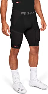 Under Armour GameDay 5-Pad Football Compression Girdle/Shorts, Football Padded Shorts, Youth & Adult sizes